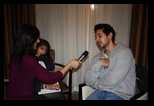 DINO MOREA & ABBAS HASAN PRESS CONFERENCE & CHAK 89
